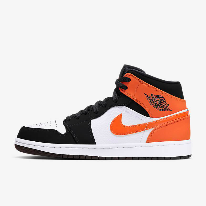 Chaussures Nike Air Jordan 1 Mid Shattered Backboard France