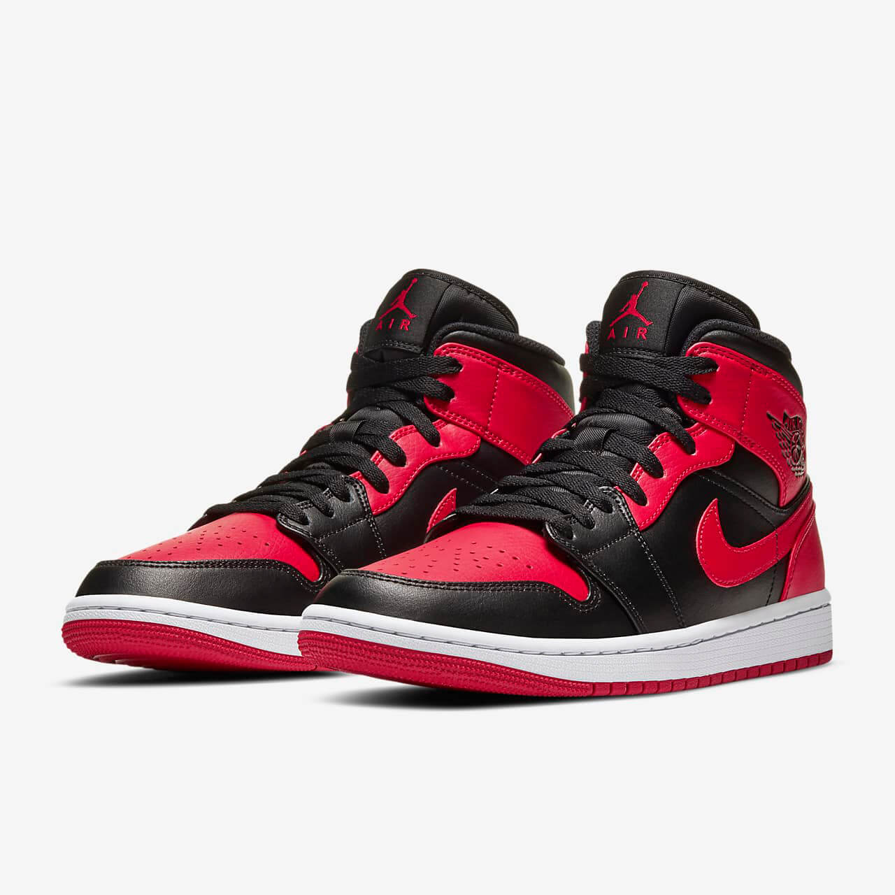 Chaussures Nike Air Jordan 1 Mid Banned France