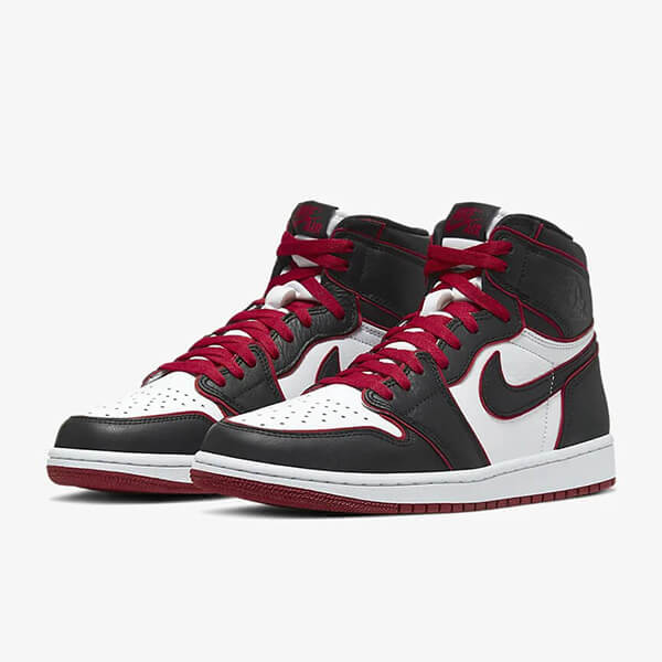 Chaussures Nike Air Jordan 1 Retro High Bloodline France
