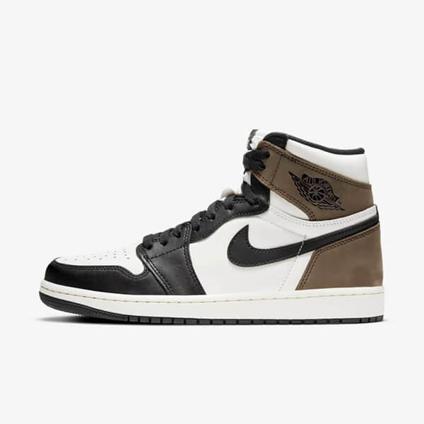 Chaussures Nike Air Jordan 1 Retro High Dark Mocha France
