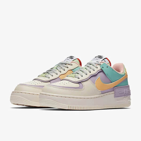 Chaussures Nike Air Force 1 Shadow Pastel Pale Ivory France