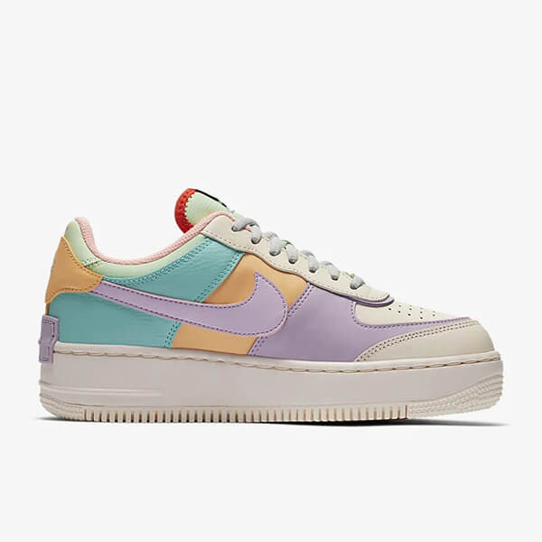 nike air force 1 shadow pastel pas cher