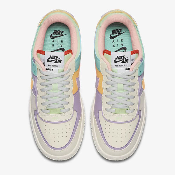 nike air force 1 femme shadow ivoire